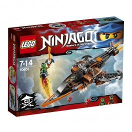 LEGO NINJAGO 70601 Podniebny rekin