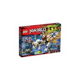 LEGO NINJAGO 70734 Smok mistrza Wu