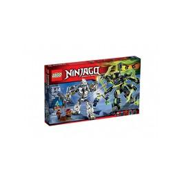 LEGO 70737 NINJAGO - STARCIE TYTANÓW MECH