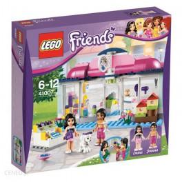 LEGO FRIENDS 41007 SALON DLA ZWIERZĄT W HEARTLAKE