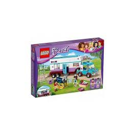 LEGO 41125 FRIENDS Przyczepa lecznicza dla koni p4