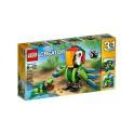 LEGO UNIKAT 31031 CREATOR Zwierzęta z lasu deszczowego