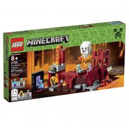 LEGO 21122 MINECRAFT Forteca Netheru