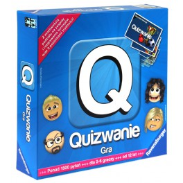 Quizowanie gra 272402 RAVENSBURGER