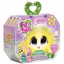 Fur Balls Blossom Bunnies 635B