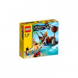 LEGO UNIKAT 70409 PIRATES Bitwa na wraku