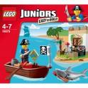 LEGO UNIKAT 10679 JUNIORS POSZUKIWAIE SKARBÓW PIRATÓW