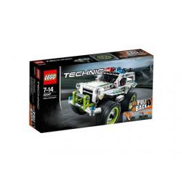 LEGO UNIKAT 42047 TECHNIC Radiowóz pościgowy