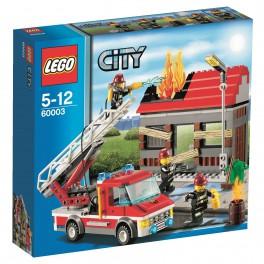 LEGO UNIKAT City 60003 Alarm Pożarowy