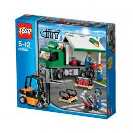 LEGO CITY 60020 CIĘŻARÓWKA