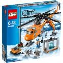 LEGO unikat City 60034 Arctic Arktyczny helikopter dźwigowy