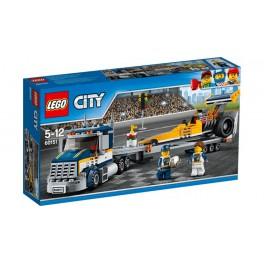 LEGO 60151 CITY Transporter dragsterów
