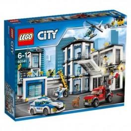 LEGO 60141 CITY POLICE Posterunek policji p2