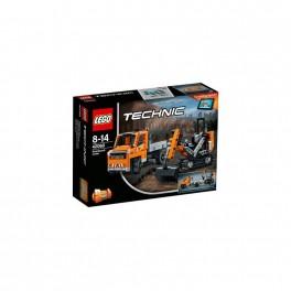 LEGO 42060 TECHNIC Ekipa robót drogowych p3