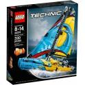 LEGO Technic - Jacht wyścigowy