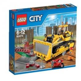 LEGO UNIKAT 60074 CITY Buldożer