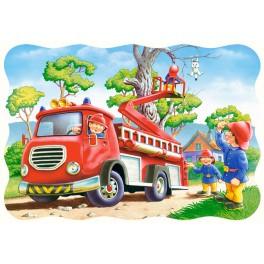Puzzle, Kitten Rescue, 30 elementów, Castorland