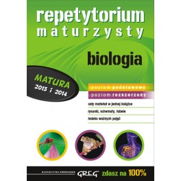 Repetytorium maturzysty biologia, Greg