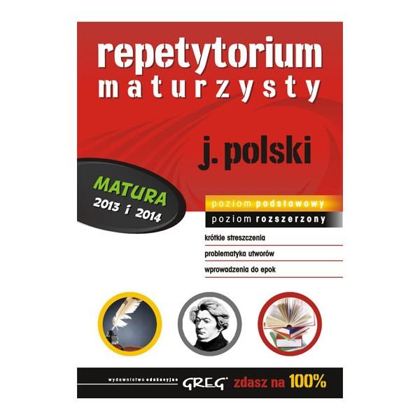 język polski repetytorium matura wsip