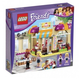 LEGO FRIENDS 41006: PIEKARNIA W HEARTLAKE