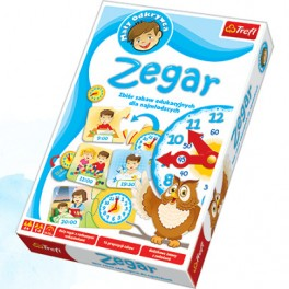 Zegar, Trefl