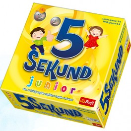 5 sekund junior, Trefl