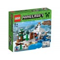 LEGO 21120 MINECRAFT Śnieżna kryjówka