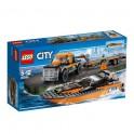 LEGO 60085 CITY Terenówka z motorówką