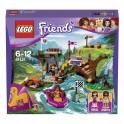 LEGO 41121 FRIENDS Spływ pontonem p4